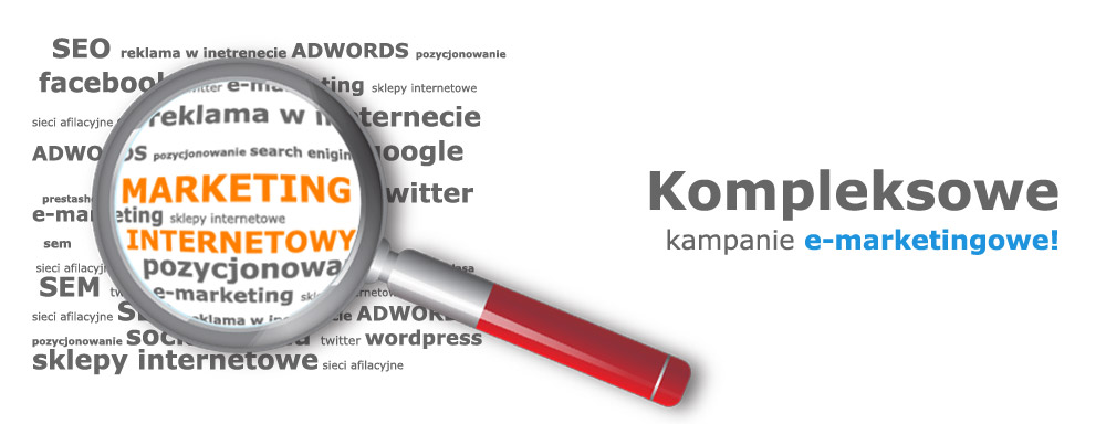 Kompleksowe kampanie e-marketingowe